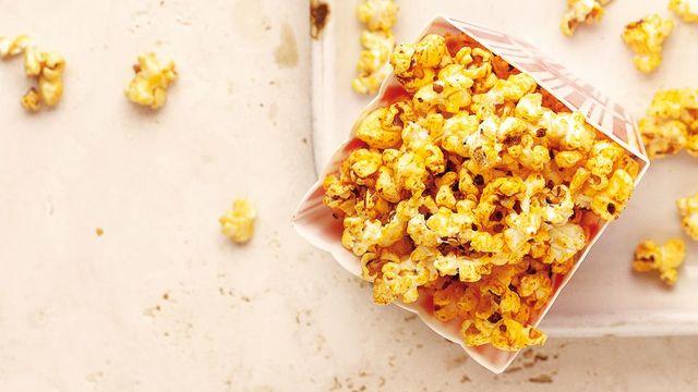 Chilli Buttered Popcorn