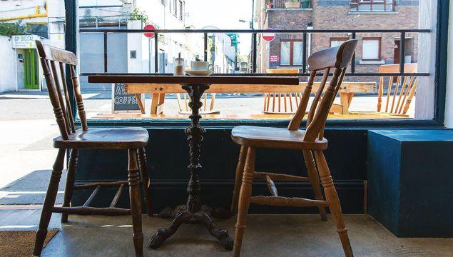 Meet Me In The Morning cafe, Dublin