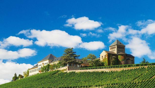 Middle Rhine region - UNESCO
