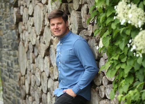 Cornwall-born Head Chef of Aimsir, Jordan Bailey