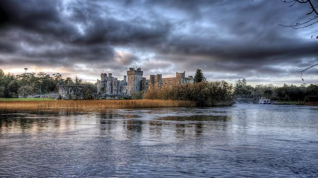 Wizard School at Ashford Castle this Halloween