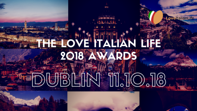Love Italian Life Awards 2018