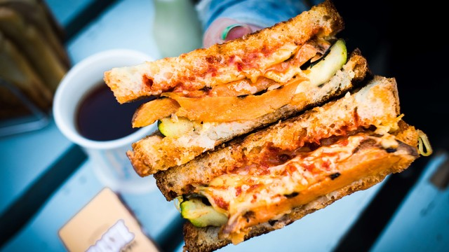 The Harbour Bar Toastie Festival kicks off in Bray this weekend