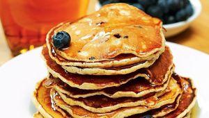 Thumb pancakes