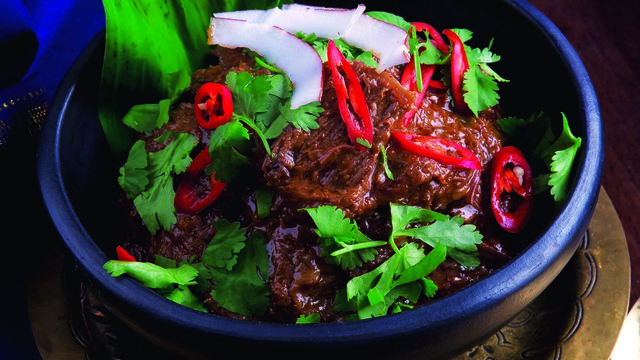 Beef Rendang from The Chameleon in Temple Bar