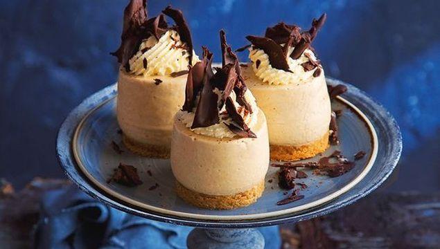 Cappuccino Cakes