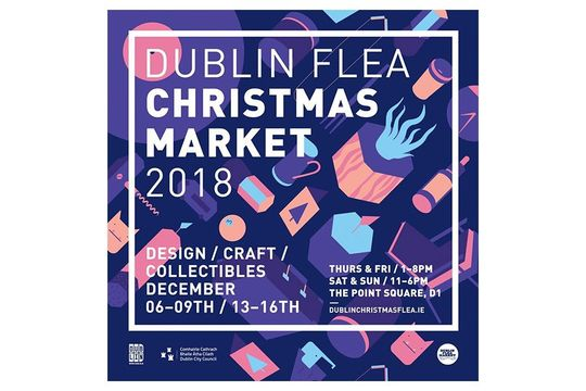 Dublin Christmas Flea Market 2018