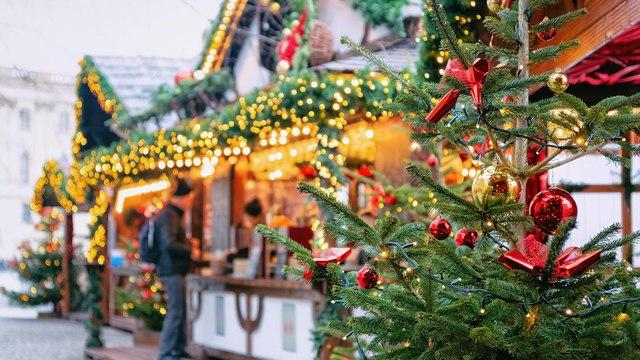 Irish Christmas.The Best Irish Christmas Markets 2018 Food And Wine