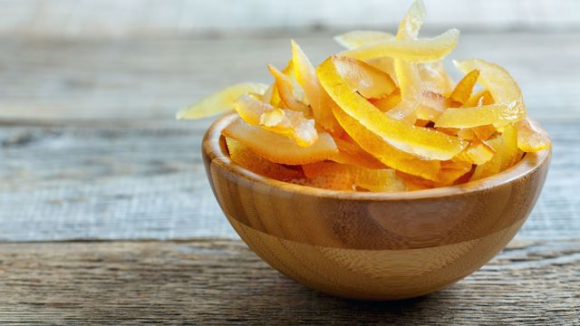 This candied peel recipe will give your Christmas festivities a citrus zing