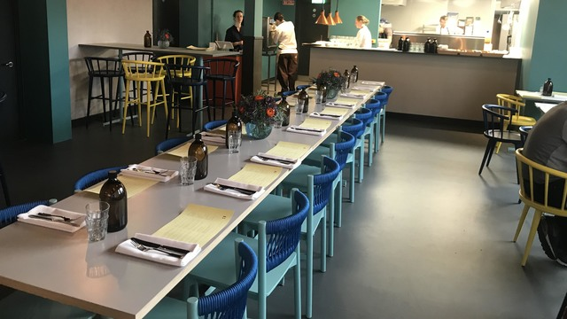 Gertrude opened today on Pearse Street