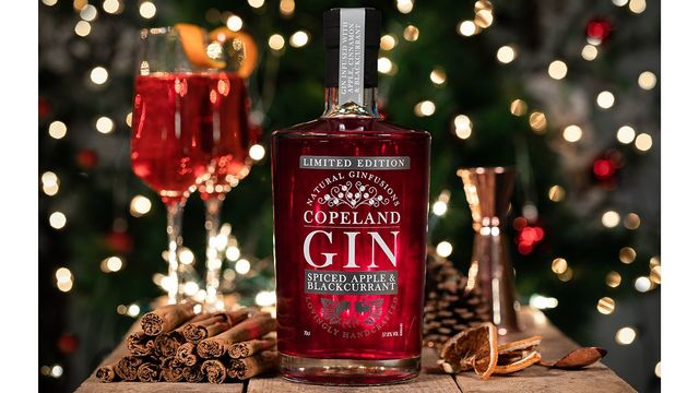 Warm up with a gin hot toddy this festive season
