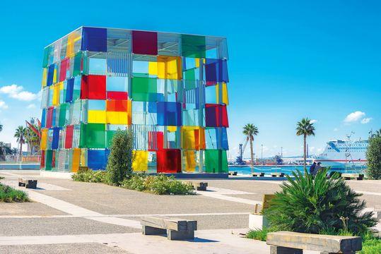 Centre Pompidou Malaga art gallery