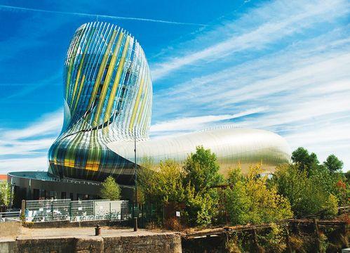 Bordeaux, France, La Cite du Vin