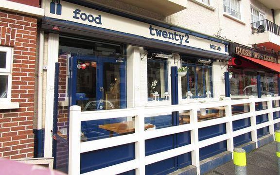 Twenty2 Restaurant