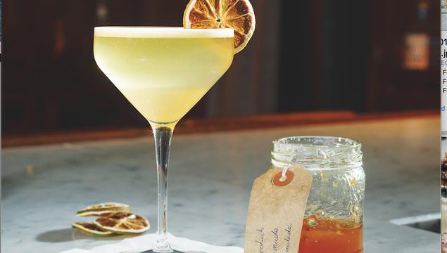 Petit Déjeuner cocktail