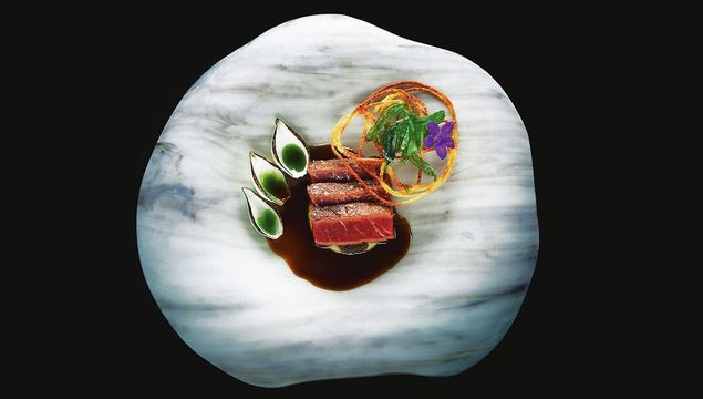 McGraths Beef, Pearl Onion and Garden Lovage