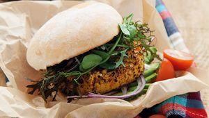 The Ultimate Veggie Burger Recipe