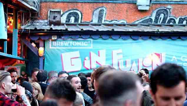 Gin Fusion Festival Returns To Dublin