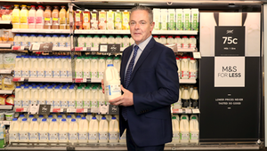 Ken Scully, M&S Ireland Country Manager