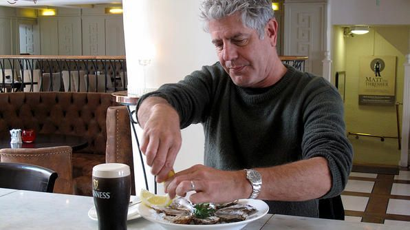 Anthony Bourdain/The Layover
