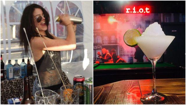 Anne Gilhooley/r.i.o.t bar