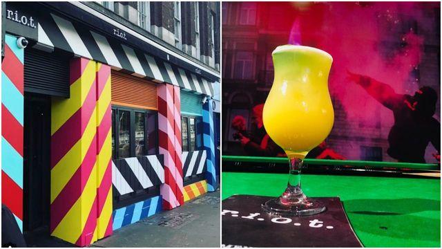 r.i.o.t bar, Dublin
