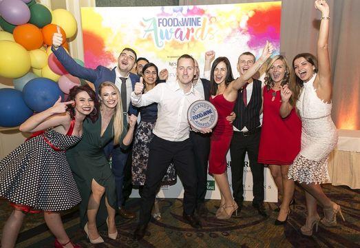 OX, Belfast at FOOD&WINE Awards 2018