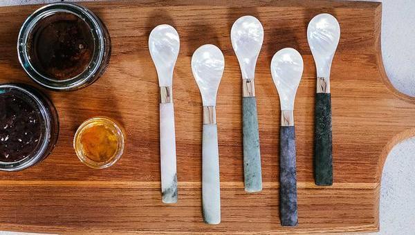 Minshin Spoon set/Kalinko