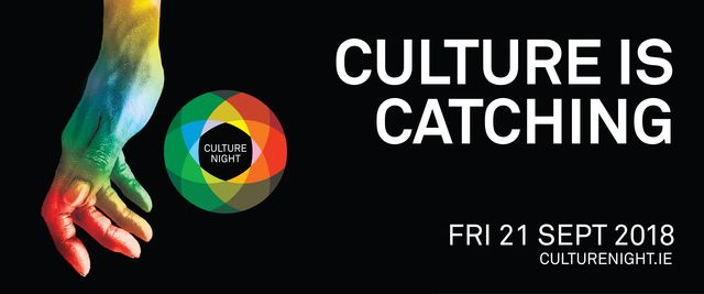 Culture Night returns this Friday with a host of food events!