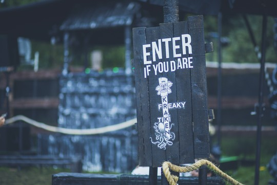 The Kraken Freaky Tiki Experience takes place on 28th-29th September in Lock 6 on Canal Road