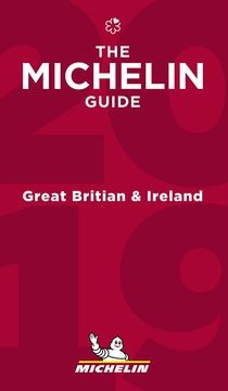 The 2019 Michelin Guide for GB & Ireland, published on October 1st