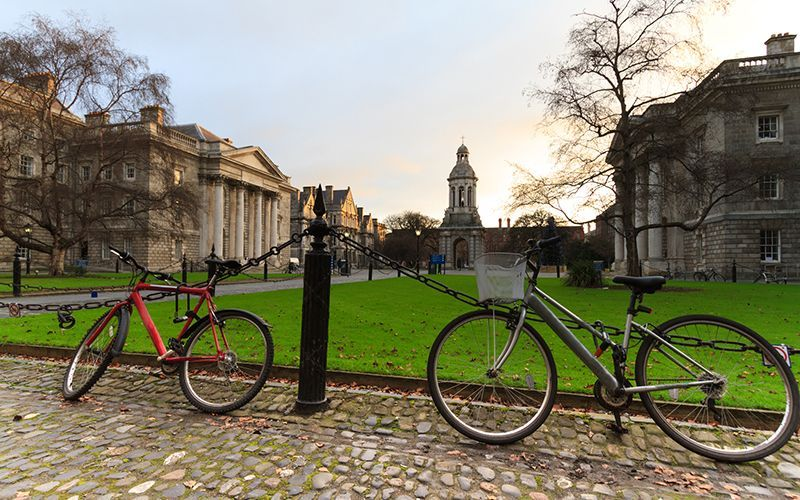 Dublin-bicycles-trinity-getty