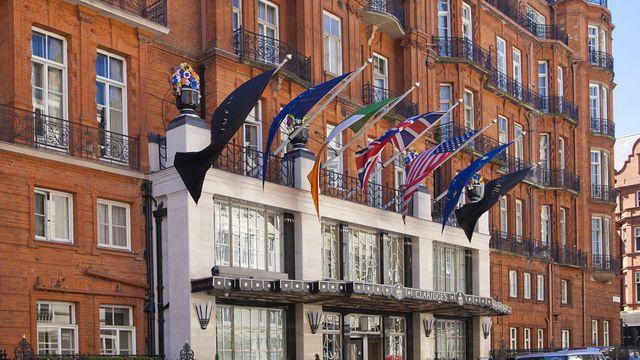 Davies & Brook will open at Claridge\'s Hotel later this year