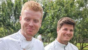 Mark Moriarty and Jordan Bailey.