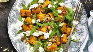 Thumb pumpkin and feta salad gettyimages 833788994 edit