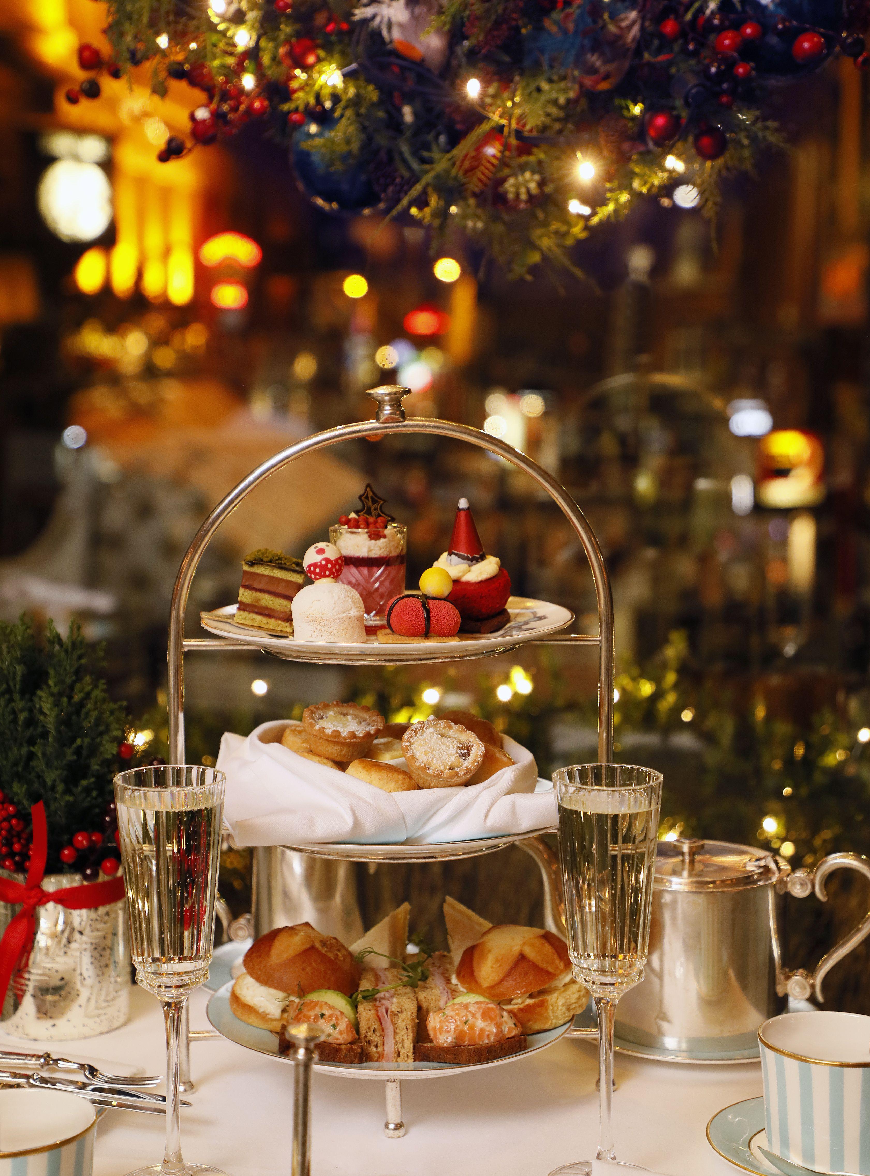 The_wesbury_-_festive_afternoon_tea