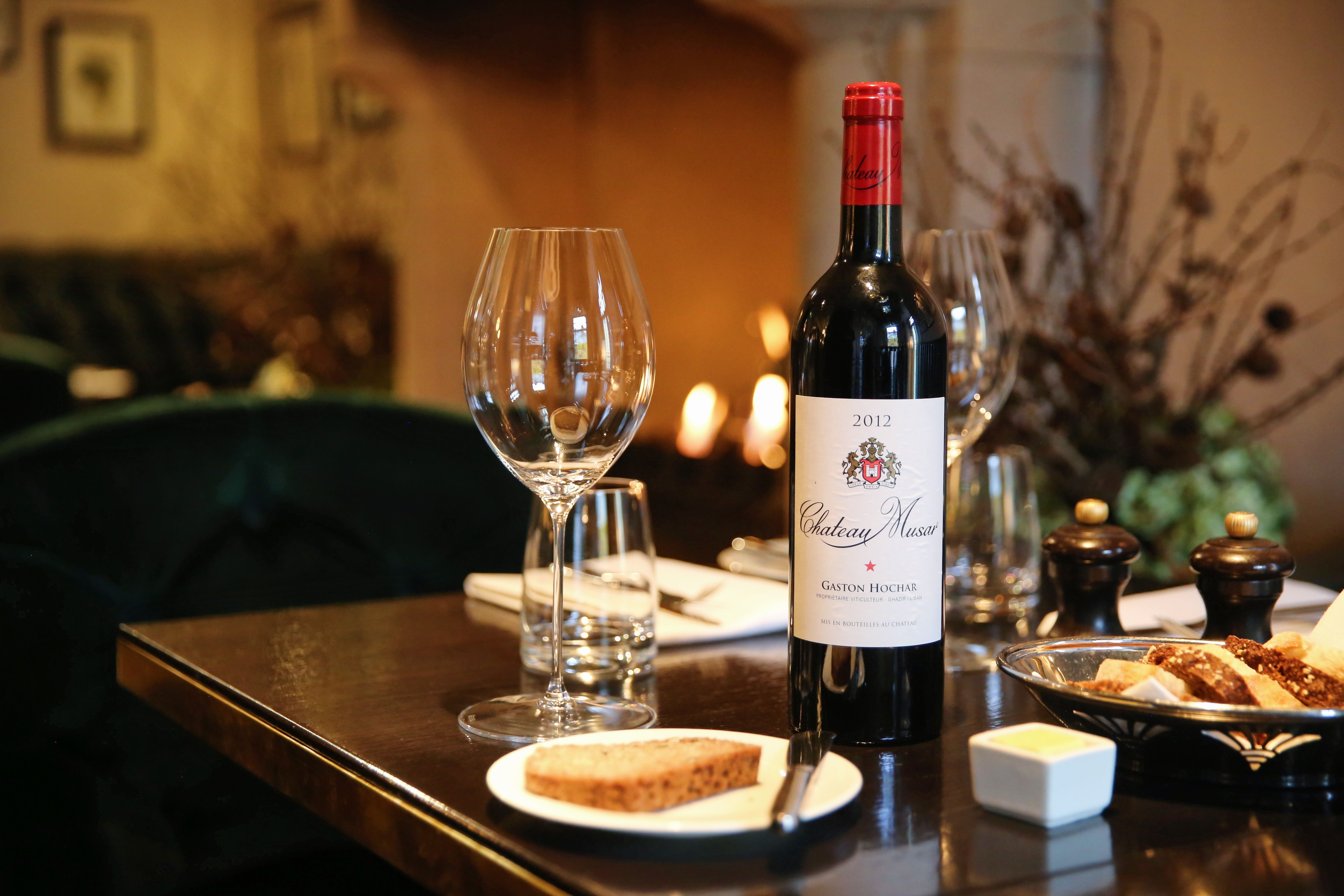 Wilde winemaker dinners chateau musar  1
