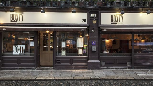 Gallagher\'s Boxty House in Temple Bar turns 30 this year