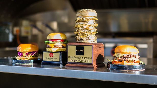 Irelands Best Burger Has Been Named Foodwine