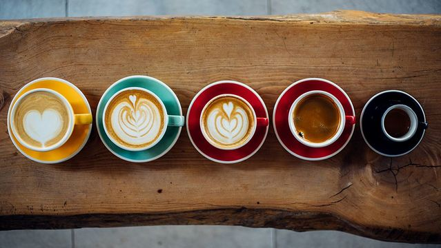 Meet The Makers Coffee Roasters Food And Wine