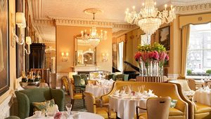 The Lord Mayor\'s Lounge in The Shelbourne, Dublin