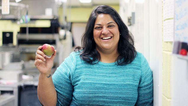 Joshna Maharaj, changing the system
