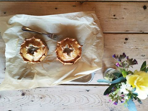 River Cottage Hand Raised Pork Pies