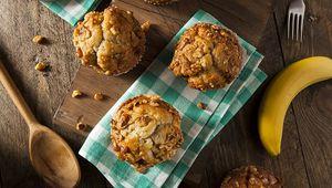 Thumb breakfast muffin
