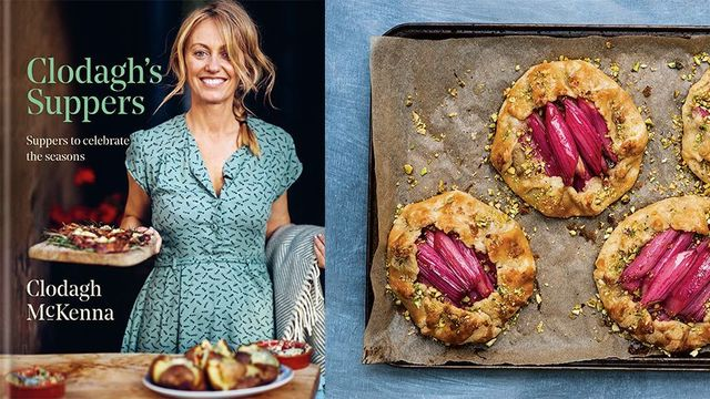 Clodagh\'sSuppers:Suppersto celebrate the seasonsbyClodaghMcKenna, published by Kyle Books.