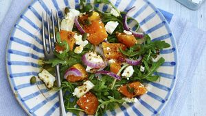 Thumb gettyimages 95872335 butternut squash salad main