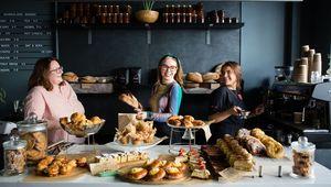 The Marmalade bakery team