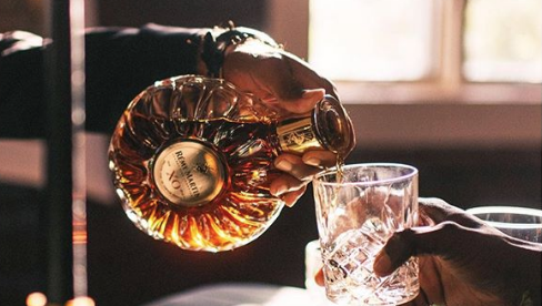 The iconic Rémy Martin XO