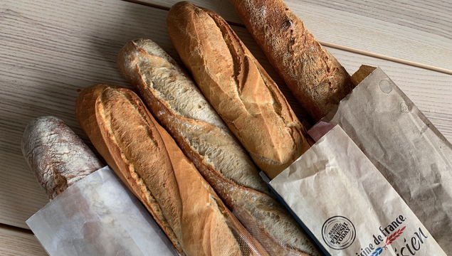 Not all baguettes are created equal.