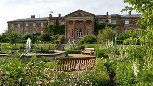 Hillsborough Castle and Gardens in County Down.